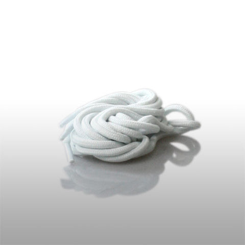 14 Hole Boot Laces (White)