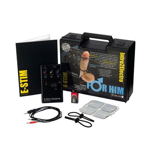 E-Stim Intro-2-Electro Pack For Him