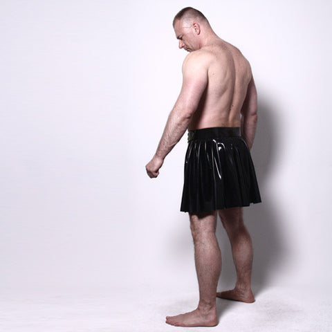 Mini Rubber Kilt