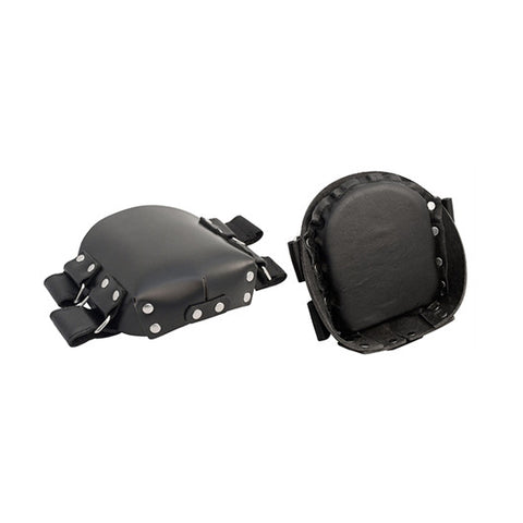 Mister B Heavy Duty Leather Knee Pads