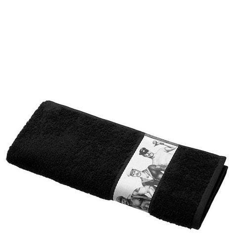 Tom of Finland Fellows Hand Towel (Black)