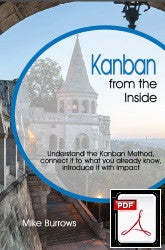 Kanban from the Inside - Mike Burrows - PDF EBOOK digital edition