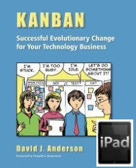 Kanban: Successful Evolutionary Change for Your Technology Business - David J Anderson - English - iPAD / EPUB EBOOK digital edition