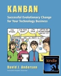 Kanban: Successful Evolutionary Change for Your Technology Business - David J Anderson - English - KINDLE / MOBI EBOOK digital edition
