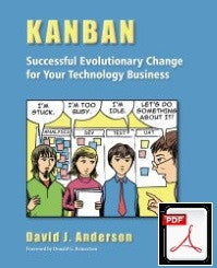 Kanban: Successful Evolutionary Change for your Technology Business - David J Anderson - English - PDF EBOOK digital edition