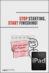 Stop Starting, Start Finishing - Arne Roock - English - iPAD/EPUB EBOOK digital edition