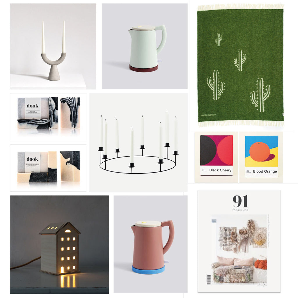 2020 Sophie Home Stockist Gift Guide #10: Hoos Glasgow