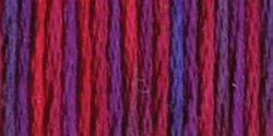 DMC Color Variations 6-Strand Embroidery Floss 8.7yd-Mixed Berries
