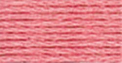 DMC 6-Strand Embroidery Cotton 8.7yd-Salmon