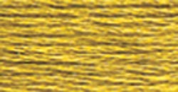 DMC 6-Strand Embroidery Cotton 8.7yd-Light Golden Olive