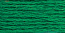 DMC 6-Strand Embroidery Cotton 8.7yd-Very Dark Emerald Green - Pens N More