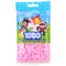 Perler Beads 1,000/Pkg-Light Pink - Pens N More