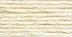 DMC Pearl Cotton Skein Size 3 16.4yd-Cream - Pens N More