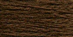 DMC Pearl Cotton Skein Size 5 27.3yd-Ultra Dark Coffee Brown