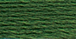 DMC Pearl Cotton Skein Size 5 27.3yd-Dark Hunter Green - Pens N More