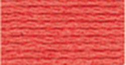 DMC Pearl Cotton Ball Size 8 87yd-Coral