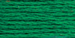 DMC Pearl Cotton Ball Size 8 87yd-Very Dark Emerald Green - Pens N More