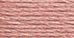 DMC Pearl Cotton Skein Size 3 16.4yd-Very Light Shell Pink - Pens N More
