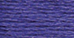 DMC Pearl Cotton Skein Size 5 27.3yd-Very Dark Blue Violet - Pens N More