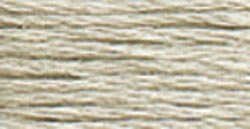 DMC Pearl Cotton Skein Size 5 27.3yd-Very Light Brown Grey - Pens N More