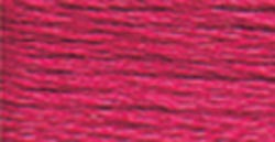 DMC Pearl Cotton Ball Size 8 87yd-Dark Cranberry