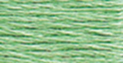DMC Pearl Cotton Skein Size 3 16.4yd-Nile Green