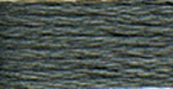 DMC 6-Strand Embroidery Cotton 100g Cone-Pewter Grey Dark - Pens N More