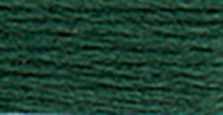 DMC 6-Strand Embroidery Cotton 100g Cone-Blue Green Very Dark - Pens N More