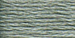 DMC 6-Strand Embroidery Cotton 8.7yd-Light Pewter-Lighter than 317