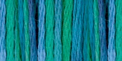 DMC Color Variations 6-Strand Embroidery Floss 8.7yd-Monet's Garden - Pens N More