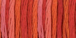 DMC Color Variations 6-Strand Embroidery Floss 8.7yd-Wild Fire