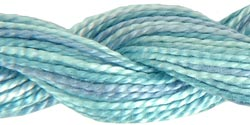 DMC Color Variations Pearl Cotton Size 5 27yd-Tropical Waters