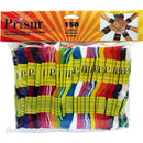 DMC Prism Craft Floss XL Pack 8.7yd 150/Pkg-Assorted Colors - Pens N More
