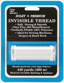 Sulky Premium Invisible Thread 440yd-Clear