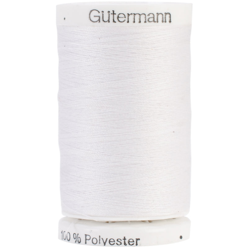 Gutermann Sew-All Thread 547yd-Nu White