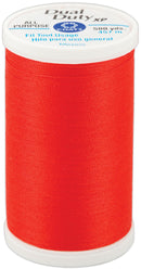 Coats Dual Duty XP General Purpose Thread 500yd-Atom Red - Pens N More