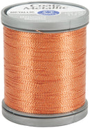 Coats Metallic Thread 125yd-Copper - Pens N More