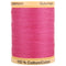 Gutermann Natural Cotton Thread Solids 876yd-Fuchsia Flowers - Pens N More