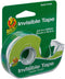 "Duck Invisible Tape With Dispenser .75""X650""-"