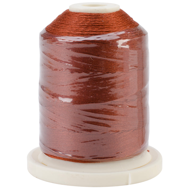 Signature 40 Cotton Solid Colors 700yd-Rust