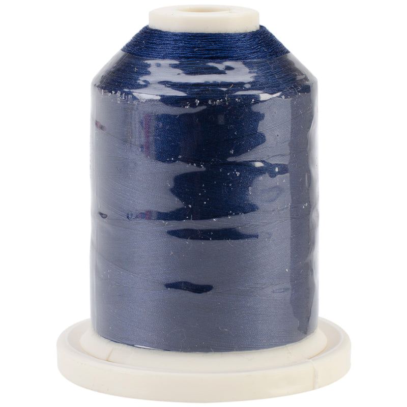 Signature 60 Cotton Solid Colors 1,100yd-Light Navy