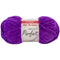 Premier Yarns Parfait Solid Chenille Yarn-Blackberry