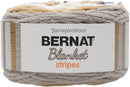 Bernat Blanket Stripes Yarn-Foggy Shores - Pens N More