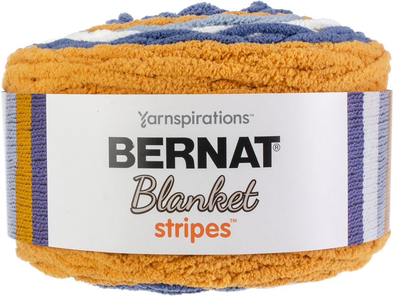 Bernat Blanket Stripes Yarn-Big Sky Country - Pens N More