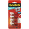 Scotch Super Glue Liquid 4/Pkg-.017oz