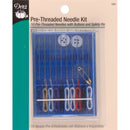 Dritz Pre-Threaded Needle Kit- - Pens N More