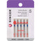 Singer Quilting Machine Needles 5/Pkg-Size 90 - Pens N More