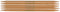 "Takumi Bamboo Double Point Knitting Needles 7"" 5/Pkg-Size 9/5.5mm - Pens N More"