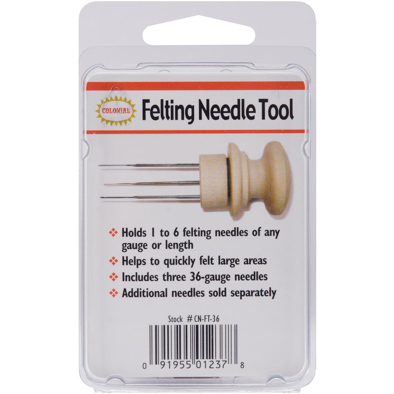 Colonial Felting Needle Tool- - Pens N More