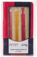 Knitter's Pride-Zing Double Pointed Needles Set-Socks Kit - Pens N More